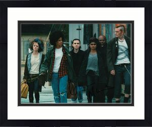 GABRIELLE MAIDEN signed (STRANGER THINGS) TV SHOW 8X10 photo *Mick* W/COA #6
