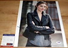 Gal Gadot Signed 11x14 Fast and Furious Gisele Exact Proof PSA/DNA