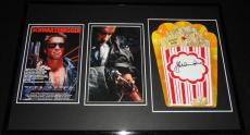 Gale Anne Hurd Signed Framed 11x17 Photo Display Terminator 2 Producer