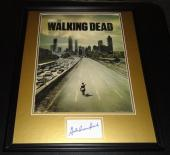 Gale Anne Hurd Signed Framed 16x20 Photo Display AW Walking Dead Producer