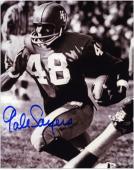 "Gale Sayers Kansas Jayhawks Autographed 8"" x 10"" B&W Photograph"