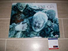 GAME OF THRONES KRISTIAN NAIRN HODOR signed autographed 11x14 PHOTO PSA/DNA COA