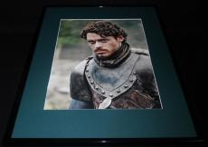 Game of Thrones Robb Stark Framed 16x20 Poster Display Richard Madden B