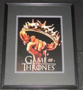 Game of Thrones Season 2 Framed 11x14 Photo Poster