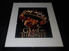Game of Thrones Season 2 Framed 16x20 Poster Display