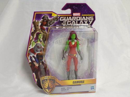 "Gamora 2015 Mattel Guardians of the Galaxy 5.5"" Action Figure NEW SEALED"