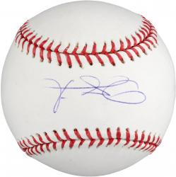 Freddy Garcia Autographed Baseball - Mounted Memories