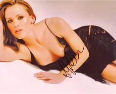 Jennifer Garner Autographed 8'' x 10'' Black Dress Photograph