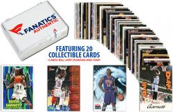 Kevin Garnett -Boston Celtics- Collectible Lot of 20 NBA Trading Cards - Mounted Memories