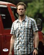 Garret Dillahunt The Last House On The Left Signed 8X10 Photo PSA/DNA #Z92558