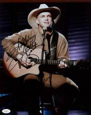 Garth Brooks Country Music Signed 11X14 Photo Autographed JSA #F77448