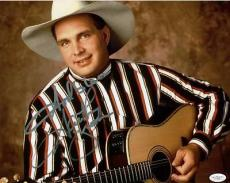 Garth Brooks Country Music Signed 11x14 Photo Autographed Jsa #f77449
