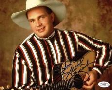 Garth Brooks Country Music Signed 8X10 Photo Autographed JSA #E56484