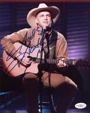 Garth Brooks Country Music Signed 8X10 Photo Autographed JSA #F17655