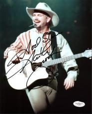 Garth Brooks Country Musician Signed 8X10 Photo Autographed JSA F17072
