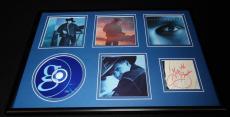 Garth Brooks Facsimile Signed Framed 12x18 CD & Photo Display