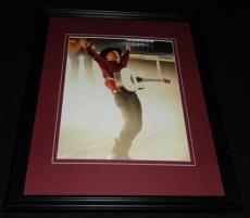 Garth Brooks in concert Framed 8x10 Photo Poster