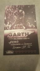 Garth Brooks Seven Diamond Concert Celebration Poster 7 Nashville October 24th