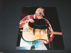 Garth Brooks Signed Autographed 16x20 Music Photo PSA