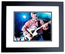 Garth Brooks Signed - Autographed Country Music Singer 8x10 inch Photo BLACK CUSTOM FRAME - Guaranteed to pass PSA or JSA