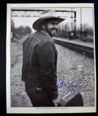 Garth Brooks Signed Autographed Magazine Page Photo PSA Beckett Guaranteed