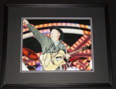 Garth Brooks Signed Framed 11x14 Photo Poster