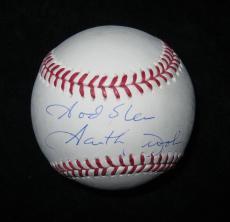 Garth Brooks Signed Mlb Baseball Country Music Legend Jsa Coa