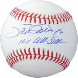 Steve Garvey Signed Baseball - 10X All Star