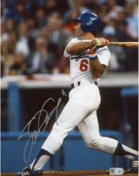 Steve Garvey Los Angeles Dodgers Signed Photo - 8x10