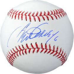 Autographed Steve Garvey Baseball