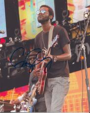 Gary Clark Jr signed Rock N Roll Blues Guitarist 8x10 photo w/coa #3