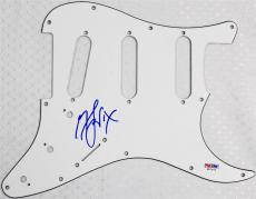 Gary LeVox Signed Guitar Pickguard Pick Rascal Flatts PSA/DNA Auto A