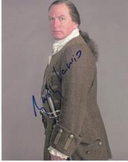 Gary Lewis Autographed Photo - 8x10 Authentic Outlander Coa A