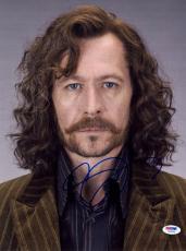 Gary Oldman SIGNED 11x14 Photo Sirius Black Harry Potter PSA/DNA AUTOGRAPHED