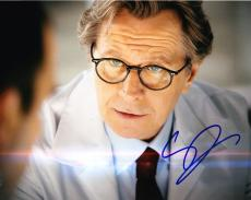 Gary Oldman Signed 8x10 Photo Autograph Robocop Dark Knight Rises Gordon Coa B