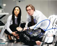 Gary Oldman Signed 8x10 Photo Autograph Robocop Dark Knight Rises Gordon Coa C