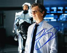 Gary Oldman Signed 8x10 Photo Autograph Robocop Dark Knight Rises Gordon Coa D