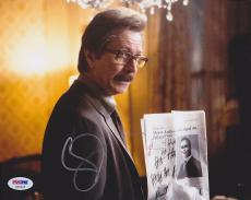 Gary Oldman SIGNED 8x10 Photo James Gordon Dark Knight PSA/DNA AUTOGRAPHED