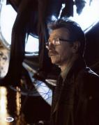 Gary Oldman The Dark Knight Signed 11X14 Photo PSA/DNA #Q85502