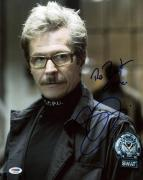 Gary Oldman The Dark Knight Signed 11X14 Photo PSA/DNA #S33553
