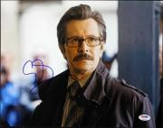 Gary Oldman The Dark Knight Signed 11X14 Photo PSA/DNA #T50670