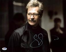 Gary Oldman The Dark Knight Signed 11x14 Photo Psa/dna #w24506