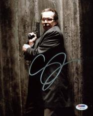 Gary Oldman The Dark Knight Signed 8x10 Photo Psa/dna #w11342
