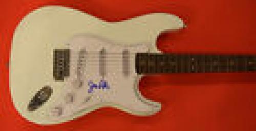 Gary Pihl Signed Autographed Guitar Boston Band Third Stage Sammy Hagar