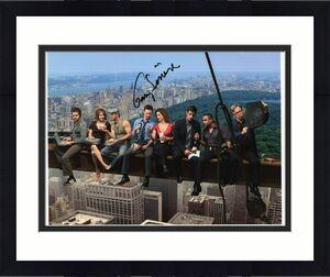 GARY SINISE HAND SIGNED 8x10 COLOR PHOTO+COA      AMAZING CSI:NY CAST PHOTO
