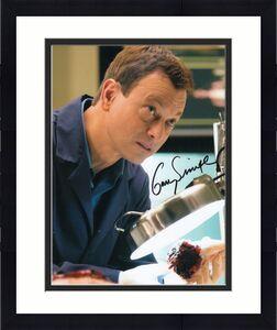 GARY SINISE signed (CSI CRIME SCENE INVESTIGATION) NY 8X10 photo *MAC* W/COA
