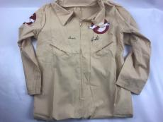 Gaten Matarazzo Authentic Signed Stranger Things Ghostbusters Large Costume COA