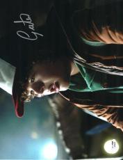 """Gaten Matarazzo Autographed 11"""" x 14"""" Stranger Things Photograph  - JSA"""