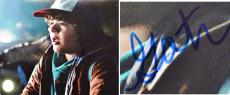Gaten Matarazzo Signed - Autographed Stranger Things - Dustin 11x14 inch Photo - Guaranteed to pass PSA/DNA or JSA