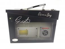 Gaten Matarazzo Signed Ghostbusters lunchbox JSA COA Stranger Things Dustin